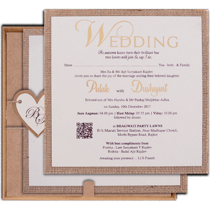 Christian Wedding Cards - CWI-9403 - 3