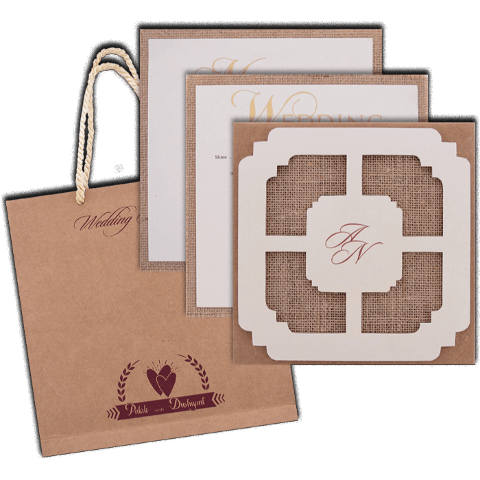 Christian Wedding Cards - CWI-9403 - 5