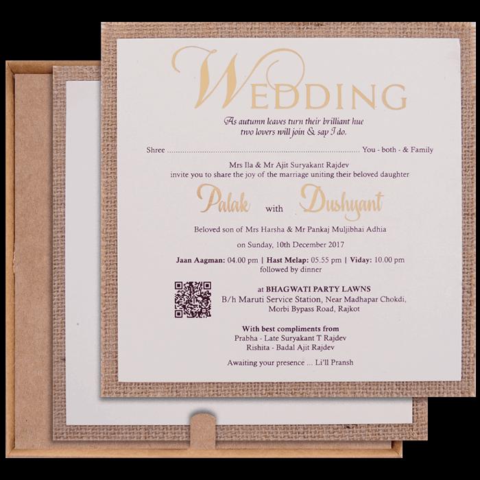 Christian Wedding Cards - CWI-9405 - 3