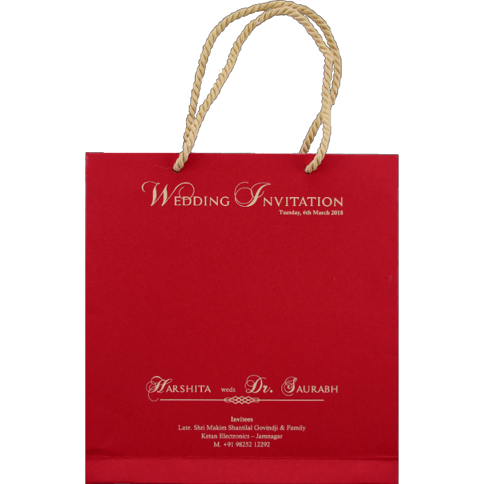 Christian Wedding Cards - CWI-9421R - 4
