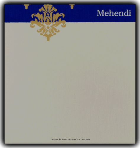 Muslim Wedding Cards - MWC-9043CC - 5