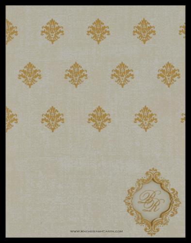 Hindu Wedding Cards - HWC-9043CC