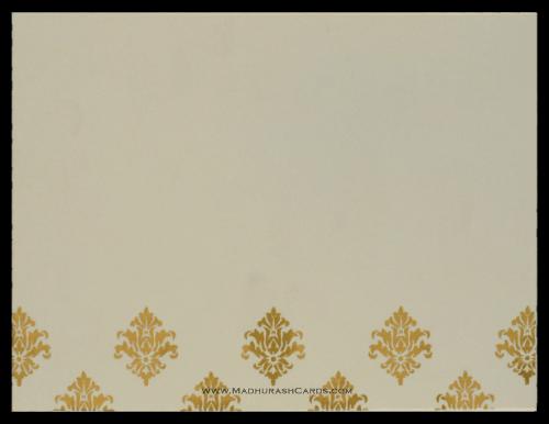 Hindu Wedding Cards - HWC-9043CC - 3