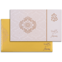 Designer Wedding Cards - DWC-7331