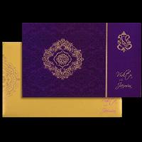 Fabric Wedding Cards - FWI-7333