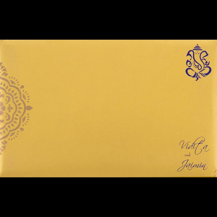 Fabric Wedding Cards - FWI-7335 - 3