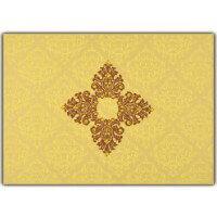 Fabric Wedding Cards - FWI-8832GG