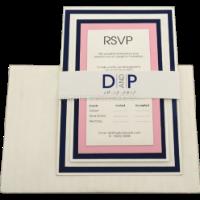 Muslim Wedding Cards - MWC-9502