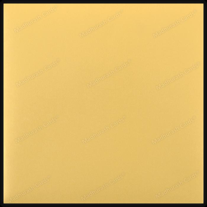 Muslim Wedding Cards - MWC-9205B - 3