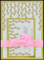Designer Wedding Cards - DWC-9534