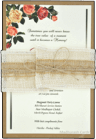 Hindu Wedding Cards - HWC-9463