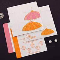 Muslim Wedding Cards - MWC-17086