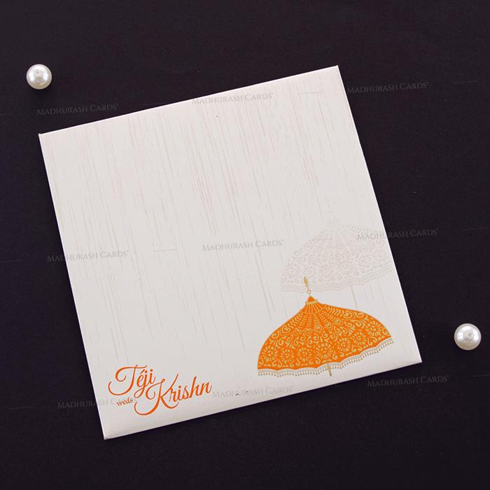 Sikh Wedding Cards - SWC-17086 - 3
