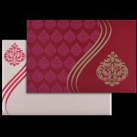Muslim Wedding Cards - MWC-9027RC