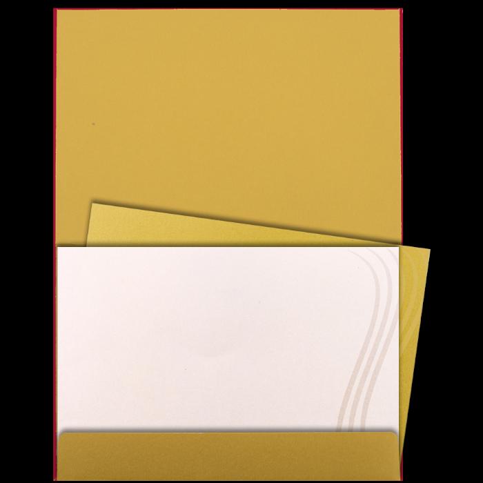 Hindu Wedding Cards - HWC-9027RC - 5