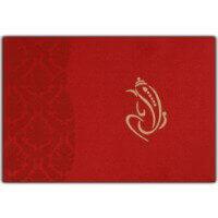 Designer Wedding Cards - DWC-9111MG