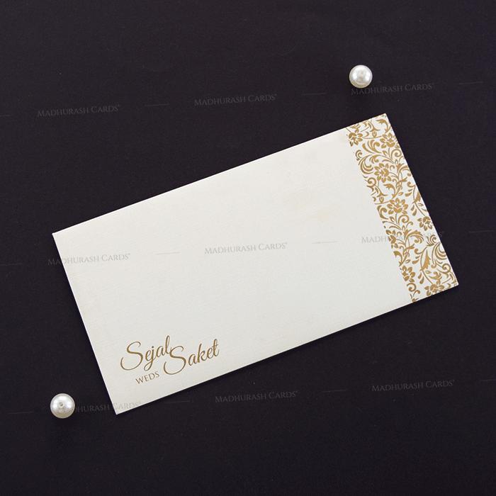 Muslim Wedding Cards - MWC-18188 - 3