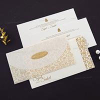 Designer Wedding Cards - DWC-18188