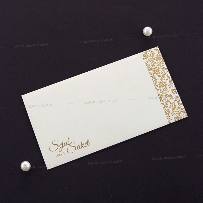 Designer Wedding Cards - DWC-18188 - 3