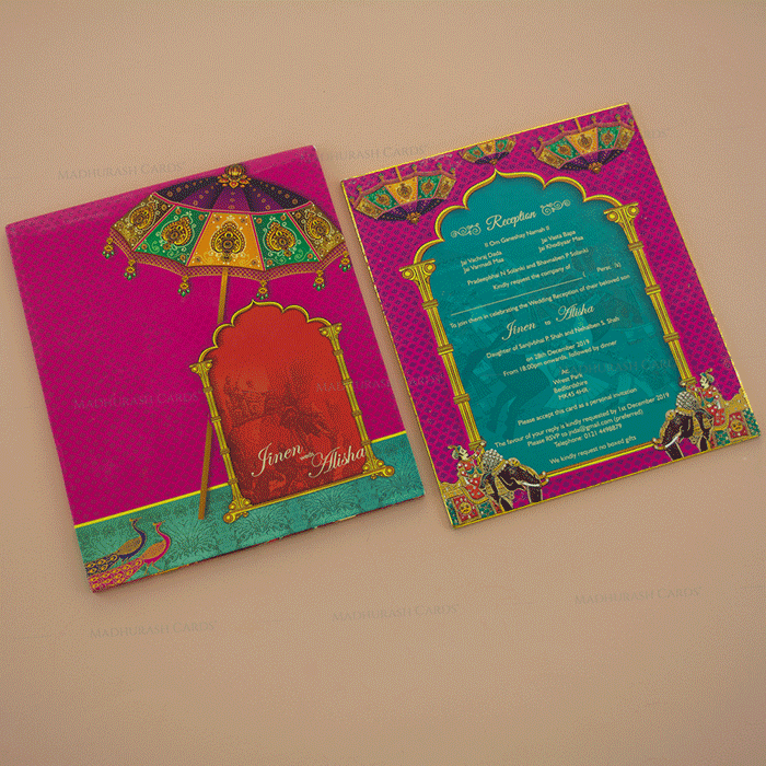 Bridal Shower Invitations - BSI-18514