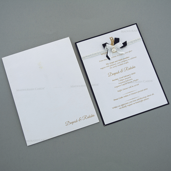 test Bar & Bat-Mitzvah Invites - BBMC-18537