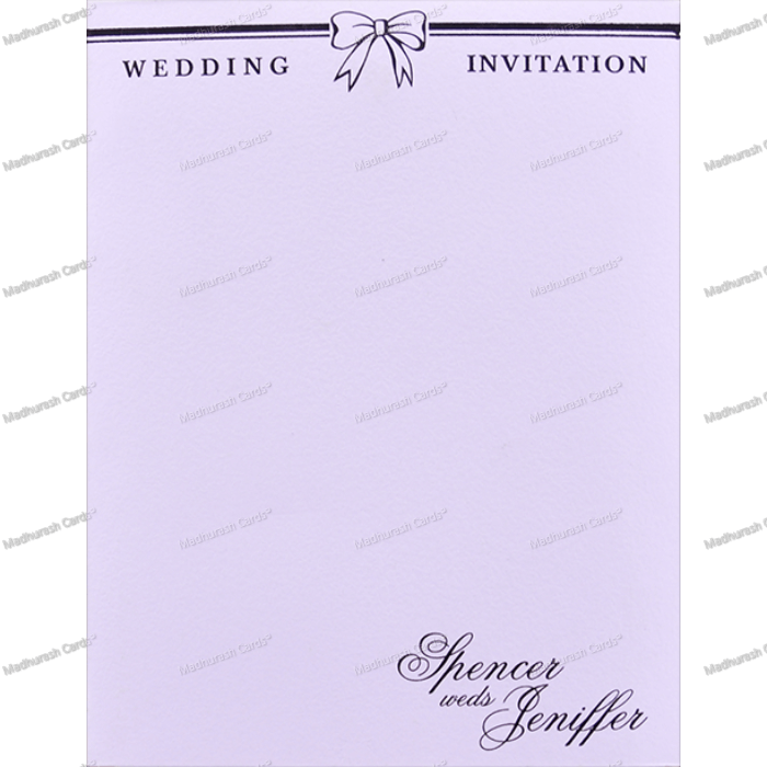 Bar & Bat-Mitzvah Invites - BBMC-18537 - 3