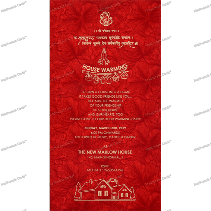 House Warming Cards - HC-18646 - 4