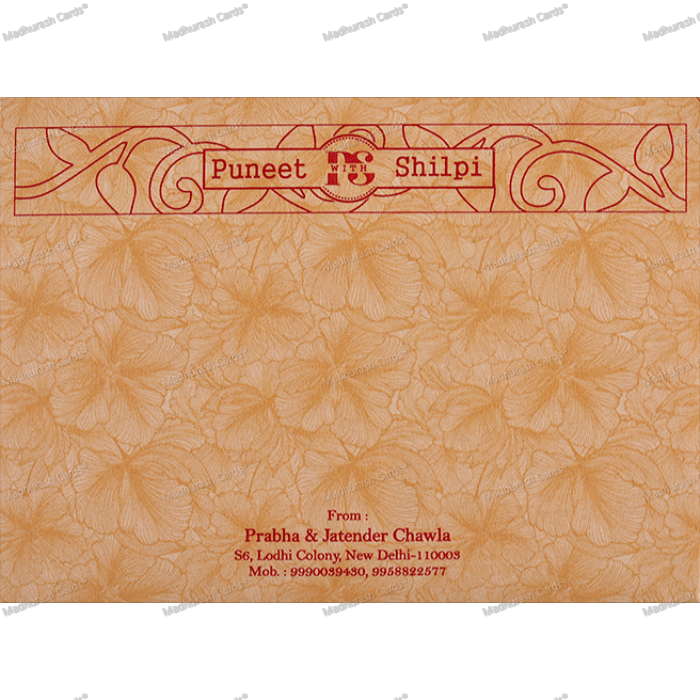 Engagement Invitations - EC-18647 - 3