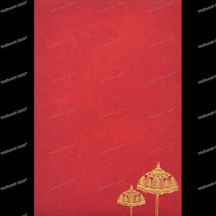 Hindu Wedding Cards - HWC-18201 - 3