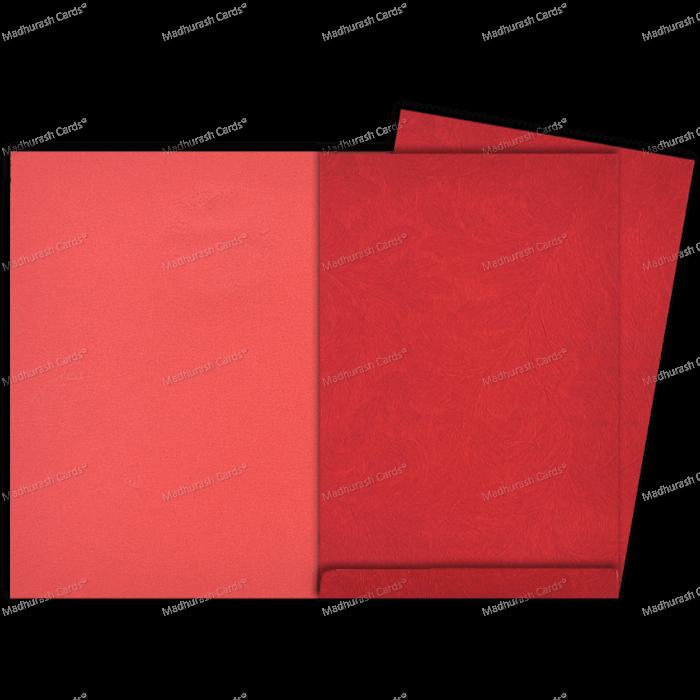 Hindu Wedding Cards - HWC-18201 - 4