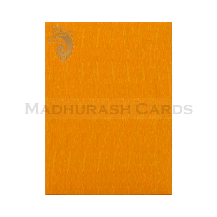 Hindu Wedding Cards - HWC-18224 - 3