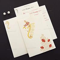 Hindu Wedding Cards - HWC-18256