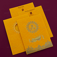Hindu Wedding Cards - HWC-18259