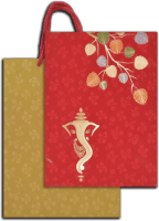 Hindu Wedding Cards - HWC-18045