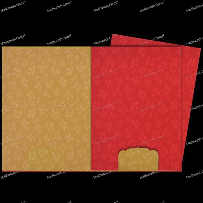 Hindu Wedding Cards - HWC-18045 - 4