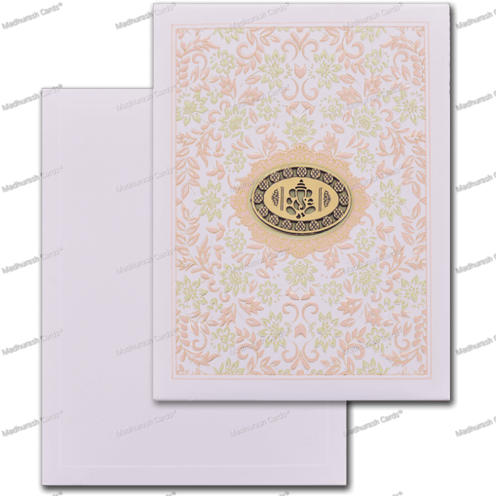 Hindu Wedding Cards - HWC-18076
