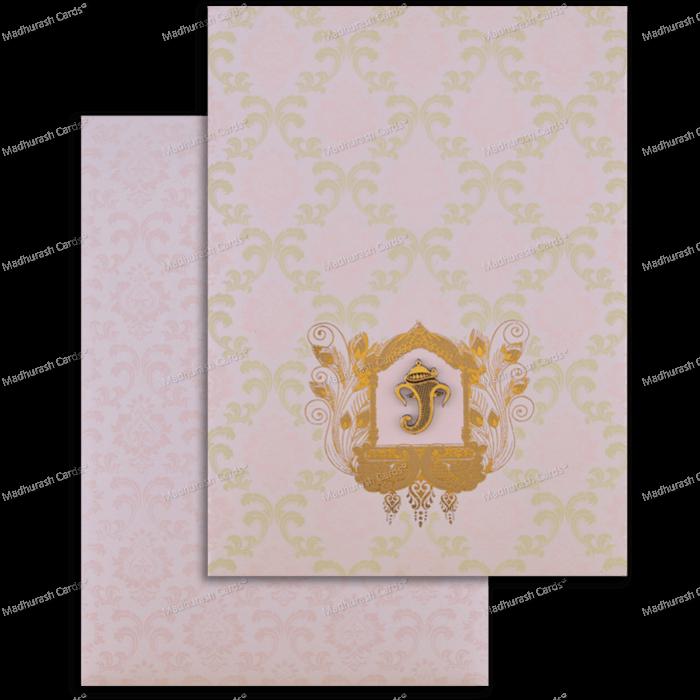 Hindu Wedding Cards - HWC-18158