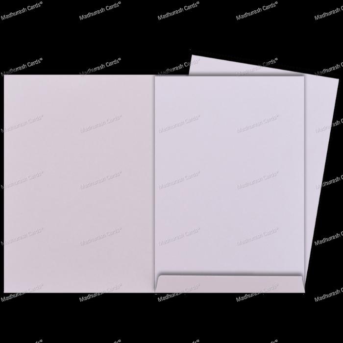 Hindu Wedding Cards - HWC-18158 - 4