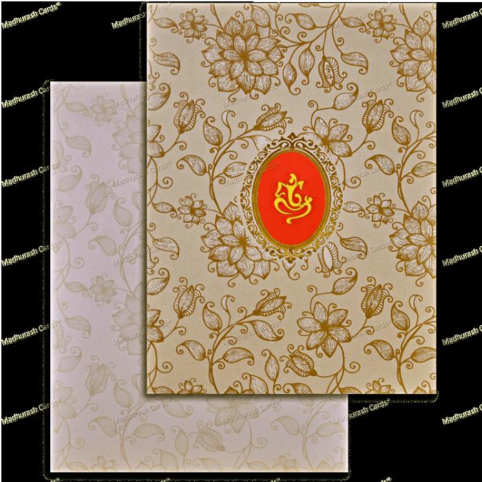 Hindu Wedding Cards - HWC-18226