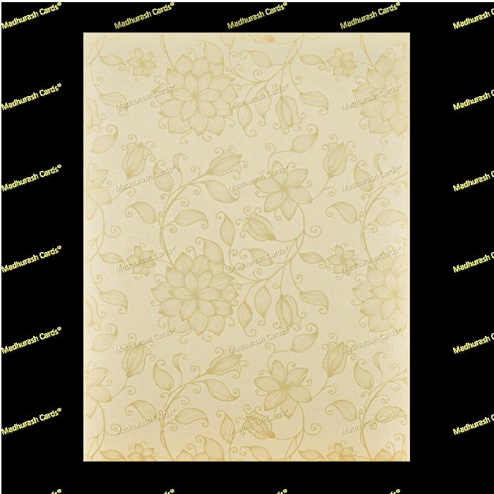 Hindu Wedding Cards - HWC-18226 - 3