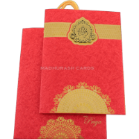 Hindu Wedding Cards - HWC-18195