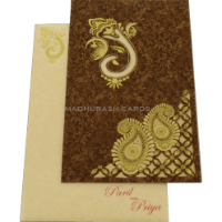 Hindu Wedding Cards - HWC-18205