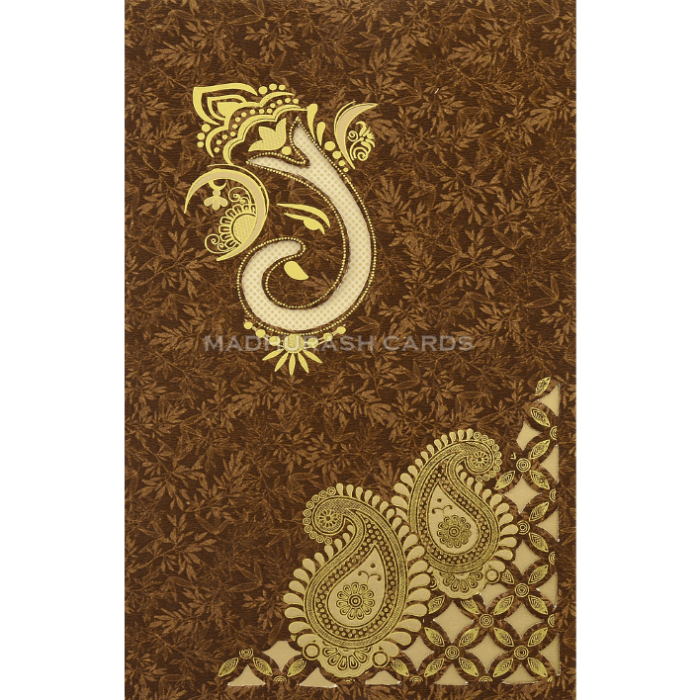 test Hindu Wedding Cards - HWC-18205