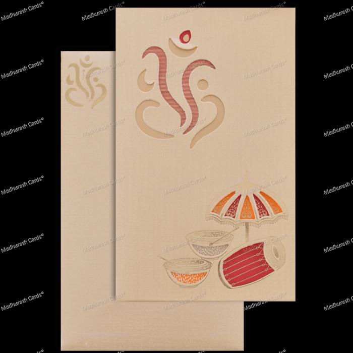 Hindu Wedding Cards - HWC-18228