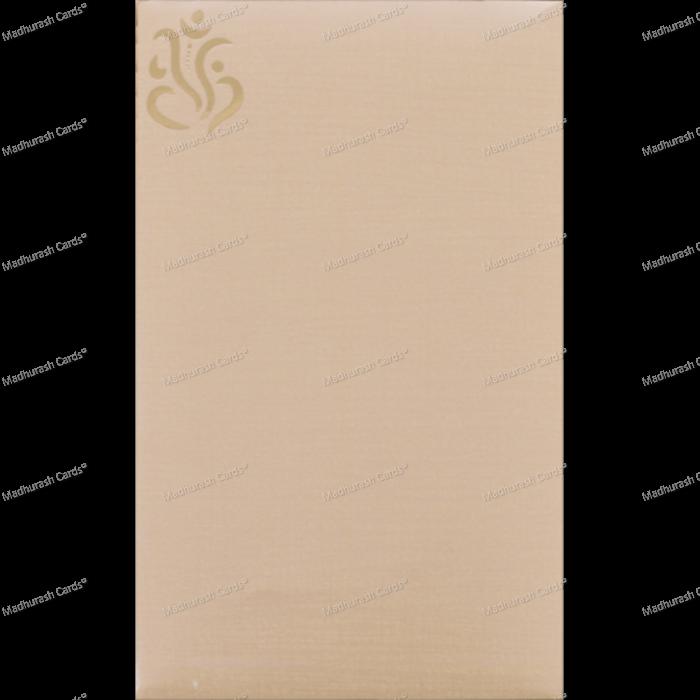 Hindu Wedding Cards - HWC-18228 - 3