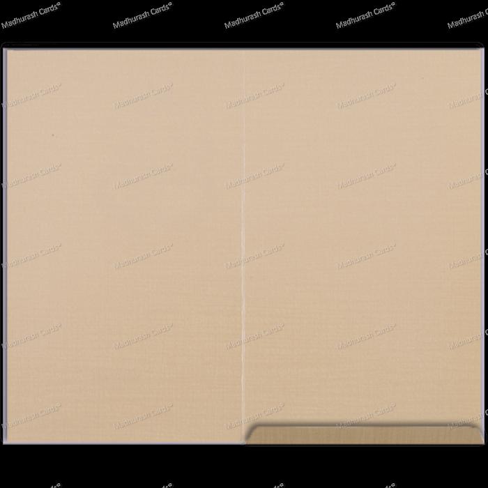 Hindu Wedding Cards - HWC-18228 - 4