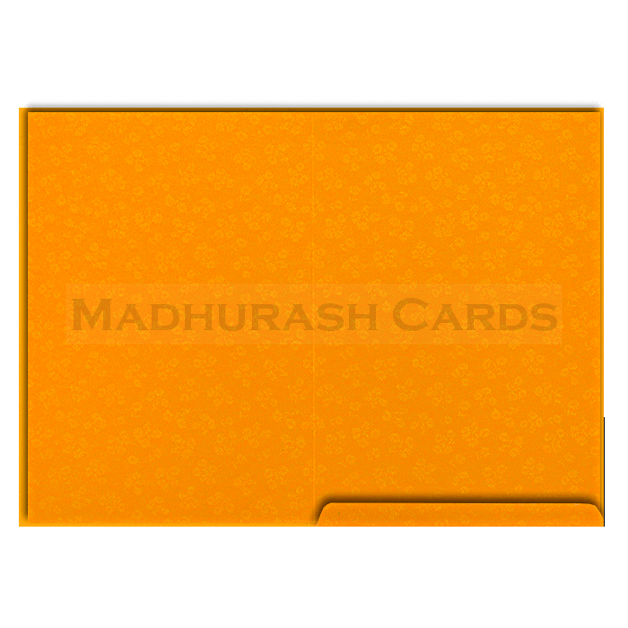 Hindu Wedding Cards - HWC-18244 - 5