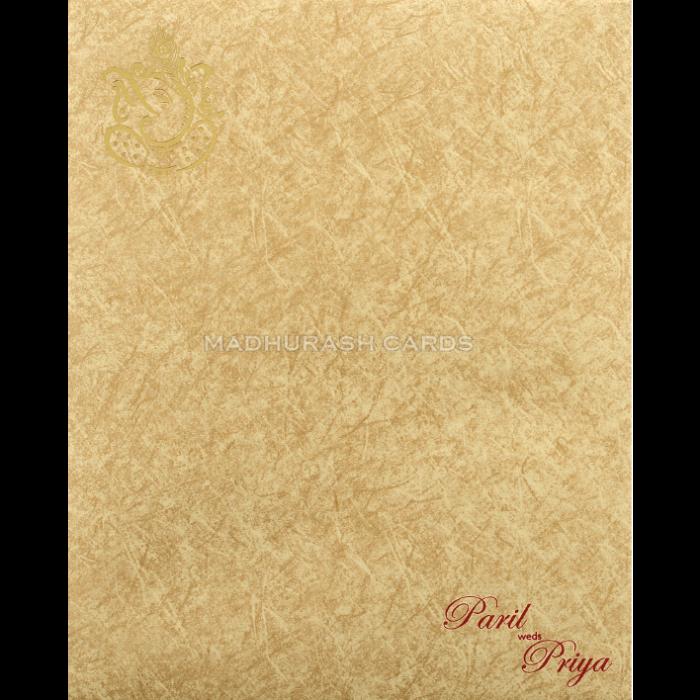 Hindu Wedding Cards - HWC-18275 - 3