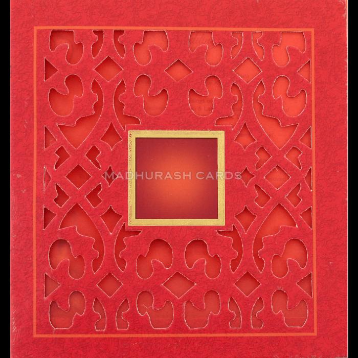 Muslim Wedding Cards - MWC-18081