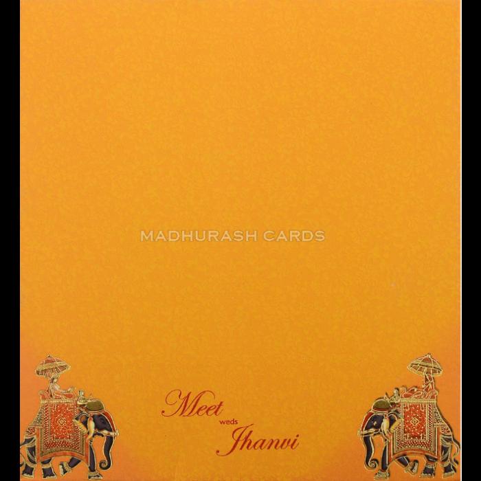 Muslim Wedding Cards - MWC-18081 - 3